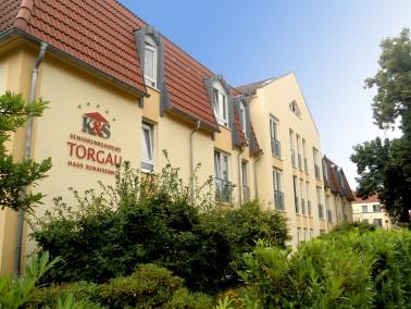 Lage der K&S Seniorenresidenz Torgau     Die behaglich eingerichtete Seniorenresidenz liegt ruhi...