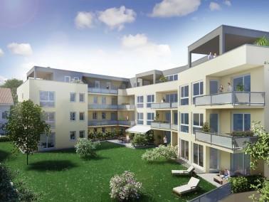 Schöner leben kann so einfach sein:  Das barrierefreie Wohnkonzept AllmandGarten macht es...