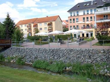 Lage der K&S Seniorenresidenz Sondershausen     Die behaglich eingerichtete Seniorenresidenz lie...