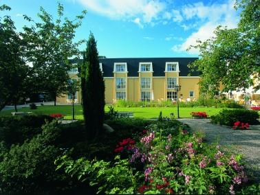 In Isernhagen stehen neben dem DANA Pflegeheim Lindenhof auch Appartements des Betreuten Wohnens im ...
