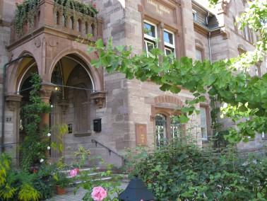 Das im Jahr 1888 durch ihre königliche Hoheit Großherzogin Luise von Baden gegründet...