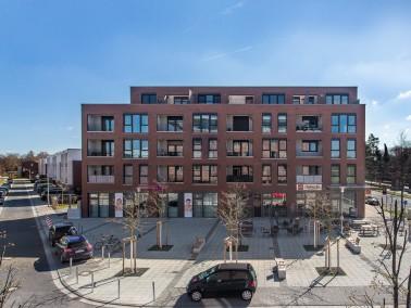 Das Johanniter-Quartier Kirchrode im gleichnamigen Stadtteil Hannovers wurde im April 2014 fertigges...