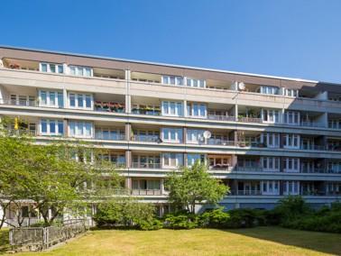 Die Seniorenhäuser Mollwitzstr. 6-10 befinden sich in unmittelbarer Nähe zum Schlosspark u...