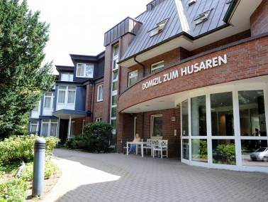 In Marienthal, einem der schönsten Stadtteile Hamburgs, befindet sich das Domizil zum Husaren. ...