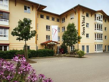 Das Senioren- und Pflegezentrum   Im Herzen von Ruhpolding, direkt am Rathaus, bietet das SenVital S...