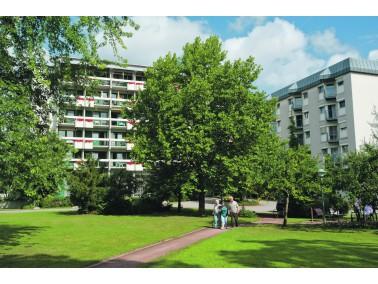 Im modernisierten Helmut-Dahringer-Haus wird die Gaggenauer Altenhilfe neben dem Pflegeheim ab Ende ...