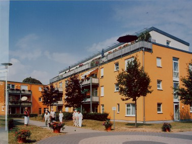 Die Artis Service-Wohnanlage am Südpark befindet sich in einem Stadtteil der Stadt Erfurt.&nbsp...