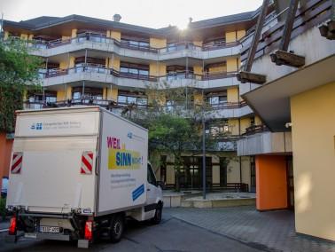Willkommen im Haus Schloßberg   Zwischen Stadtgarten und Münster befindet sich das Haus S...