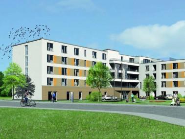 Ein neues Zuhause   Mit dem Vitanas Senioren Centrum Am Volkspark entsteht für Sie ein au&szli...