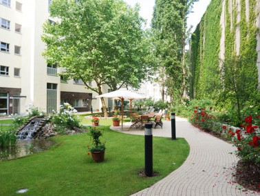 Pflegewohnen in der Nova Vita Residenz Berlin-Wilmersdorf ist eine gute Entscheidung, denn unser Kon...