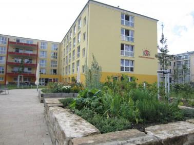 Lage der K&S Seniorenresidenz Dessau     Die behaglich eingerichtete Seniorenresidenz liegt ruhi...