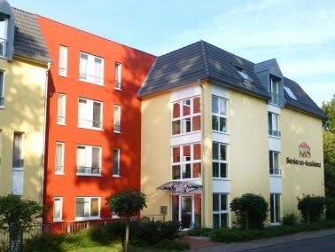Lage der K&S Seniorenresidenz Eilenburg     Die behaglich eingerichtete Seniorenresidenz liegt r...
