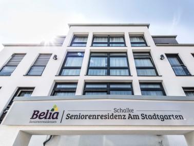 Die Belia SeniorenresidenzSchalkeist mit 80Pflegeplätzen in unmittelbarer N&a...