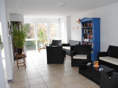 Die Senioren-Wohnanlage an der Gumbertstraße liegt zentral im beliebten Düsseldorfer Stad...