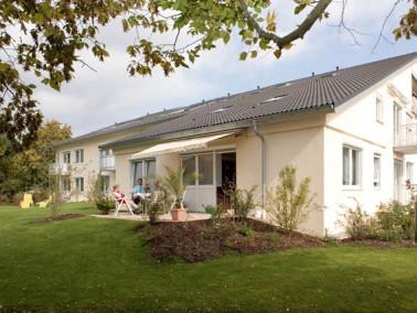 Das von der Evangelischen Heimstiftung betriebene Paul-Gerhardt-Stift befindet sich in Ehbach, einem...