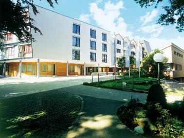 In Bietigheim-Bissingen befindet sich das von der Evangelischen Heimstiftung betriebene Pflegezentru...