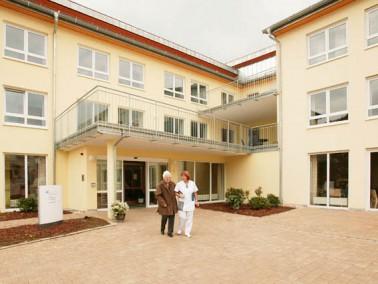 Das Pflegestift Ilshofen ist eine relativ kleine Institution der Evangelischen Heimstiftung für...