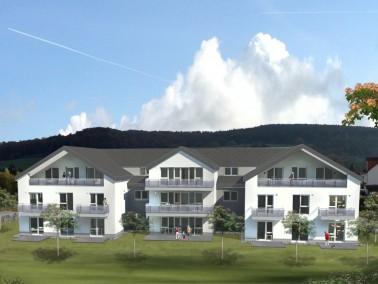 Das Betreute Wohnen Fischbachtal im Haus Schlossblick des SENIO Verband liegt im gleichnamigen Gemei...