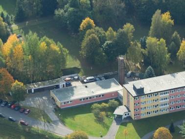 Das  Senioren- Pflegeheim Lichtenberg  bietet Platz für 123 Bewohner und  10 Wachkomapatienten ...