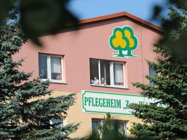 Unser in der waldreichen Ferienregion und am Kamm des Westerzgebirges gelegenes  Pflegeheim