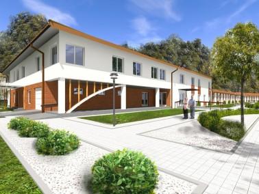 Das Anfang Dezember eröffnende Pflegeheim Eden liegt im Gebirgszug Jura, welcher südlich v...