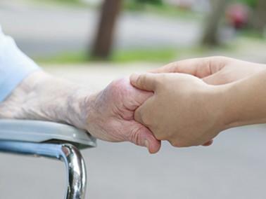 Die zuverlässige medizinische Versorgung und individuelle Betreuung pflegebedürftiger Mens...