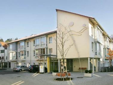 Im Stadtzentrum von Waldenbuch befindet sich das von der Evangelischen Heimstiftung betriebene Haus ...