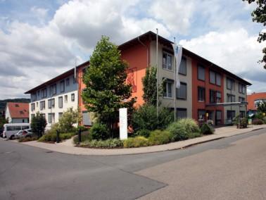 Im wunderschönen Taubertal liegt Tauberbischofsheim. Hier findet sich das Johannes-Sichert-Haus...