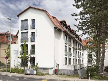 Die Residenz Hofheim liegt in der gleichnamigen Ortschaft Hofheim am Taunus. Die zentrale Lage der E...