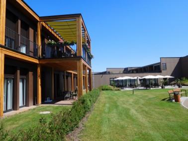 """Das ASB-Seniorenheim """"Am Sonnenpark"""" ist eine kleine, sehr individuelle Pflegeeinrichtun..."""