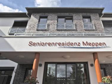 Unmittelbar an der Grenze zu den Niederlanden liegt in der Kreisstadt Meppen die gleichnamige Senior...