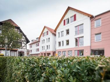 Mitten in Kappelrodeck in sehr attraktiver Lage befindet sich die von der Evangelischen Heimstiftung...