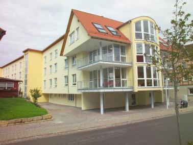 Das Pflegezentrum der Evangelischen Heimstiftung liegt zentral in Rot am See, dem idyllischen St&aum...