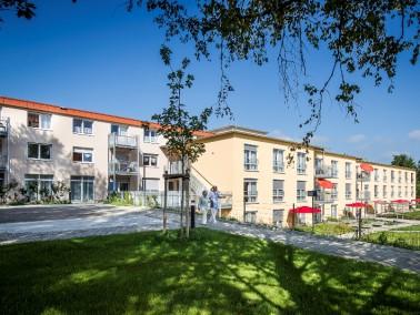Im heilklimatischen Kurort im württembergischen Allgäu liegt das Haus Sonnenhalde in Isny ...