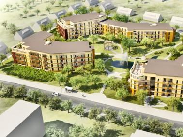 Unverwechselbar und von seiner schönsten Seite zeigt sich der 2016 neu gebaute Seniorenwohnpark...