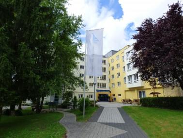 Am Westrand der Stadt Brackenheim liegt das Haus Zabergäu, das von der Evangelischen Heimstiftu...