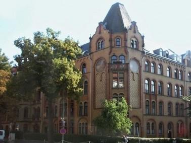 Das stilvolle Gründerzeithaus an der Goethestrasse wurde 1896 erbaut. Das Kurhessische Diakonis...