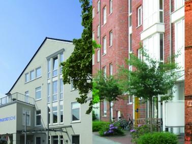 - Die WG liegt im 2. Stock des ehemaligen Bremer Fundamtes – ein liebevoll und aufwändig ...