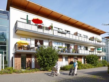 Das St. Katharinen-Wohnstift in Niederursel ist eine Betreute Wohneinrichtung nur für Frauen. ...
