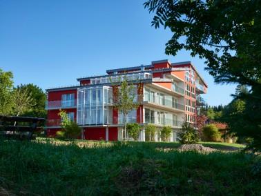 Das Parkhotel Residenz Rothaus liegt idyllisch inmitten des Hochwarzwalds bei Grafenhausen mitten im...