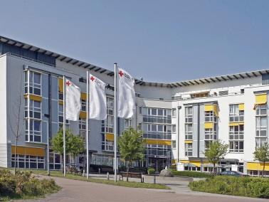 Das DRK-Senioren-Zentrum Dietzenbach ist ein traditionelles Haus mit seniorengerechtem Ambiente und ...