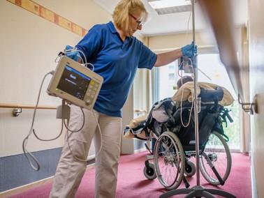 Die Intensivpflege Nordthüringen der Seniorenwerk gemeinnützigen Heimträgergesellscha...