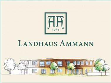 Herzlich Willkommen im Landhaus in der Stadt    Im Frühjahr 2017 öffnet das Landhaus Amma...