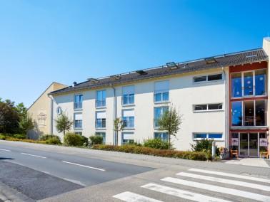 Ruhig am Ortsrand und doch nah zur Gießener Innenstadt liegt die Alloheim Senioren-Residenz
