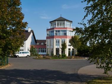"""Die Alloheim Senioren-Residenz """"Turmhotel"""" liegt in der schönen Stadt Gotha. Dank d..."""