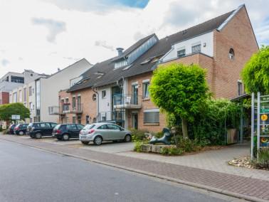 Unweit des Deutschen Ecks liegt die Alloheim Senioren-Residenz