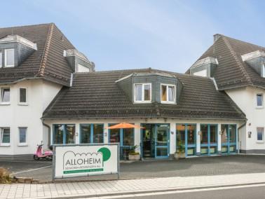 """Die Alloheim Senioren-Residenz """"Am Kurpark"""" Bad Marienberg ist ein traditionsreiches Hau..."""