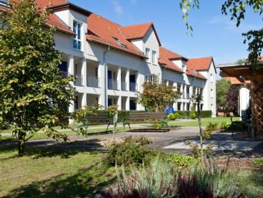Das Seniorenzentrum Christophorus gehört zur Stephanus Wohnen und Pflege gGmbH und liegt relati...