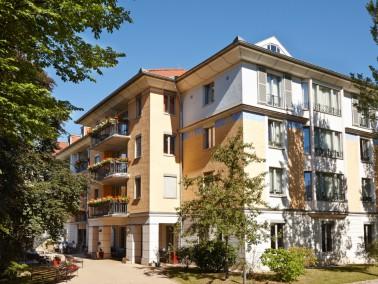 Bewohner derAlloheim Senioren-Residenz