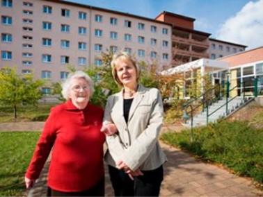 CURA Seniorencentrum Pasewalk   Das CURA Seniorencentrum Pasewalk befindet sich im schönen Bun...